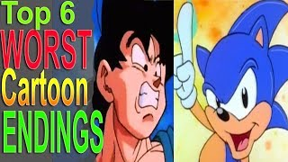 Download Top 6 Worst Cartoon Endings Video