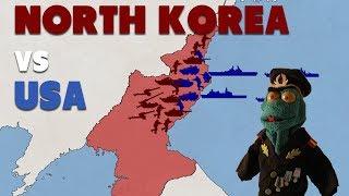 Download North Korea vs USA (2017) Video