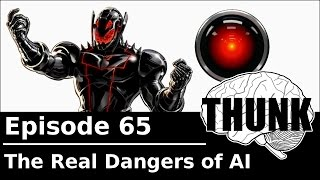 Download THUNK - 65. The Real Dangers of AI Video