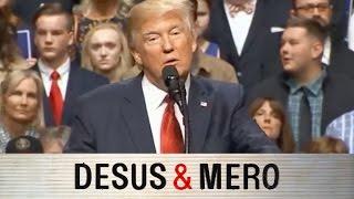 Download Trump Takes Muslim Ban on Tour Video