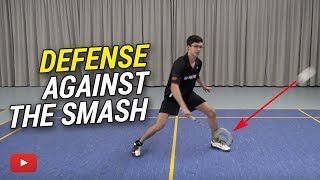 Download How to Defend a Smash in Badminton Singles featuring Camilo Borst Video