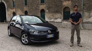 Download Volkswagen Golf TGI | la prova del 1.4 turbo a metano da 110 CV Video