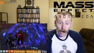 Download Mass Effect: Andromeda - Official Gameplay Trailer (Reaction & Review) Video