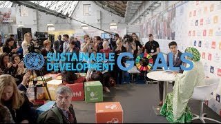 Download Celebrating the SDGs and One UN at European Development Days 2017 Video