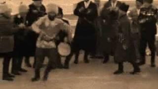 Download Снежочки - казачья лезгинка (Caucasian Cossacks' Dance) Video