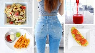 Download What I eat in a day as a VEGAN! Video