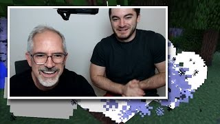 Download MY DAD PLAYS MINECRAFT Video
