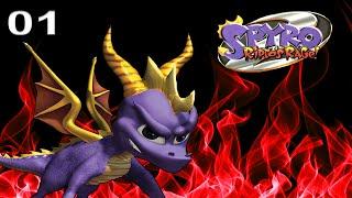 Download Spyro 2: Ripto's Rage 100% Walkthrough HD - Part 1: Glimmer 1/2 Video