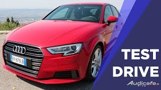 Download Nuova Audi A3 Sportback Restyling My 18 - Test Drive 1.6 TDI S-Tronic Video