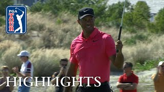 Download Tiger Woods extended highlights | Round 4 | Hero Video