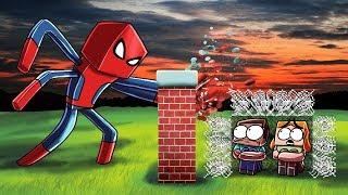 Download Minecraft | SPIDERMAN.EXE BASE CHALLENGE! (Base vs Spiderman.exe) Video