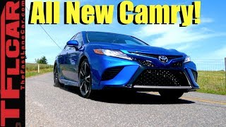 Download 2018 Toyota Camry: The Top 5 Unexpected Surprises Video