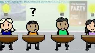 Download IDEA: Individuals with Disabilities Education Act: History and Summary Video