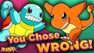 Download Pokemon: Which Gen 1 Starter is TRULY THE BEST? - DeadLock Video
