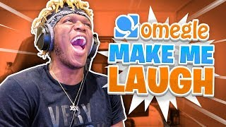 Download TRY TO MAKE ME LAUGH (OMEGLE) Video