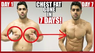 Download How To Reduce CHEST FAT In 1 Week - 100% WORKS!! Video