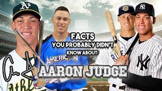 Download Interesting Facts You Probably Didn't Know About Aaron Judge Video