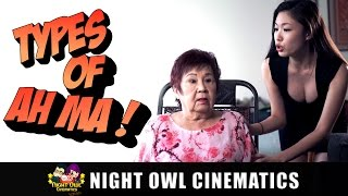 Download 11 Types of Singaporean Ah Ma Video