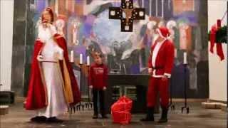 Download Treffen sich der heilige Nikolaus und der Weihnachtsmann... Video