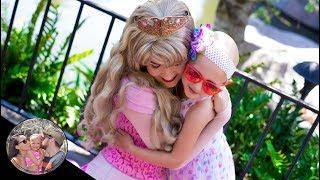 Download We tried to meet EVERY FEMALE character in Disneyland! | Disneyland vlog #113 Video