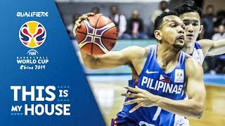 Download Jayson William - Philippines | Top Plays Rd.1 | FIBA Basketball World Cup 2019 Asian Qualifier Video