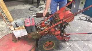 Download Gravely Walk Behind Tractor - Set Timing Without Removing the Head Video