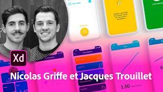 Download Masterclass avec Nicolas Griffe et Jacques Trouillet | UX avec Adobe XD | Adobe France Video