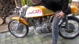 Download Démarrage ducati 250 mono Video