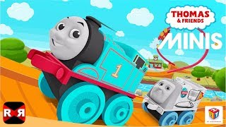 Download Thomas and Friends Minis - All Trains & Items Unlocked - iOS / Android Gameplay Video