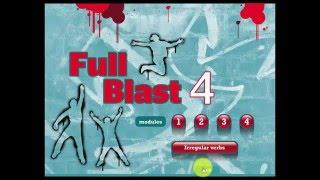 Download القرص التفاعلي لمادة الإنجليزي full blast 4 وطريقة اصلاح المشاكل Video