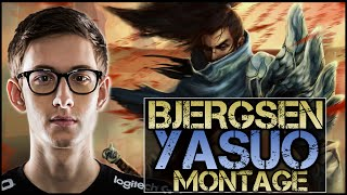 Download Bjergsen Yasuo Montage - Best Yasuo Plays Video