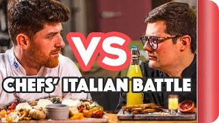 Download ULTIMATE CHEF VS CHEF ITALIAN FOOD BATTLE Video