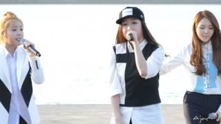 Download 150531 디아크 The Ark - 타샤니 윤미래 경고 - 반포한강공원 버스킹공연 직캠 fancam 전민주 Video