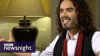 Download Paxman vs Russell Brand - full interview - BBC Newsnight Video