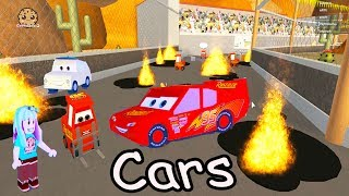 Download Lightning Mcqueen Is In Jail!!!! Cars Roblox Obby Crazy Obstacle Course Game Play Video