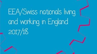 Download Student finance for EEA/Swiss nationals living and working in England Video