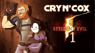 Download Cry n' Cox Play: Resident Evil 5 [P1] Video