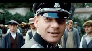 Download Nazi SS officer shoots member of Czech resistance in the Sudetenland Video