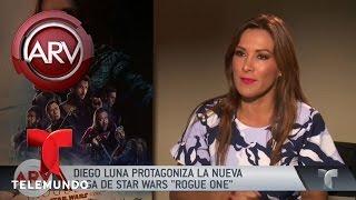 Download Diego Luna protagoniza saga de ″Star Wars″ | Al Rojo Vivo | Telemundo Video