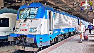 Download TRAIN TRIP REPORT | Budapest - Bratislava | EuroTrain České Dráhy Video