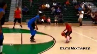 Download 5th Grader Julian Newman vs. Hot Sauce - And1 Basketball Video