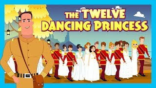 Download The Twelve Dancing Princess Full Story In English || 12 DANCING PRINCESS - Kids Stories Video