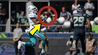 Download Unbelievable Open Dropped Passes | NFL Video