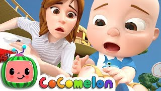 Download The Boo Boo Song | CoCoMelon Nursery Rhymes & Kids Songs Video