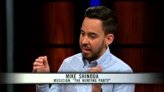 Download Mike Shinoda tells Bill Maher what makes him angry now Video