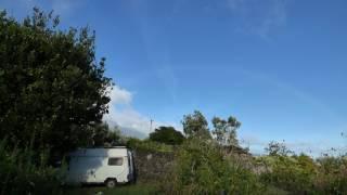 Download No.2437, Skywatch Açores, Regenbogen unter ´nem fetten ″Kondensstreifen″.... Video