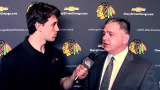Download Blackhawks Prospect Camp Update Video