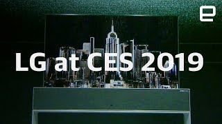 Download LG press conference at CES 2019 in under 8 minutes Video