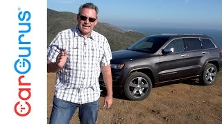 Download 2016 Jeep Grand Cherokee | CarGurus Test Drive Review Video