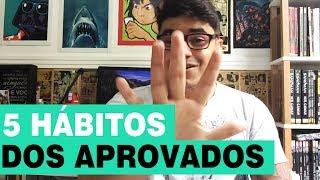 Download 5 HÁBITOS DOS APROVADOS EM CONCURSO Video